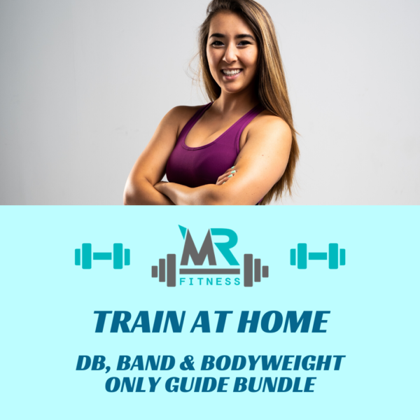 Train at Home Bundle Guide Image